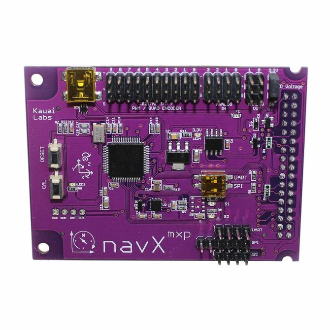 navX MXP Robotics Navigation Sensor