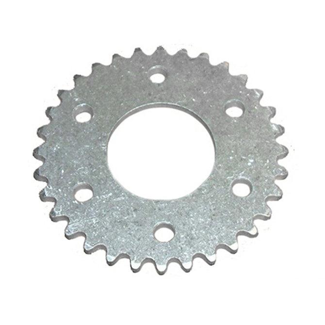 S25-32L Aluminum Sprocket