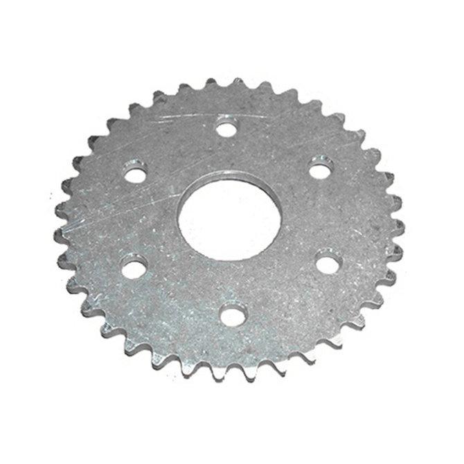 S25-36L Aluminum Sprocket