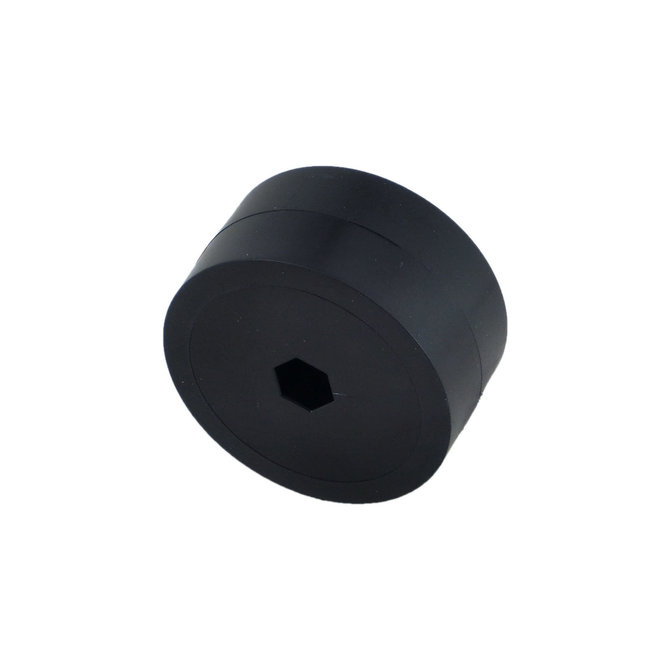2 in. Stealth Wheel, 3/8 in. Hex Bore, 60A Durometer