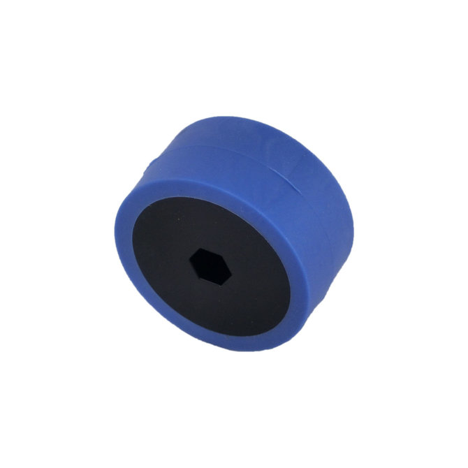 2 in. Stealth Wheel, 3/8 in. Hex Bore, 50A Durometer