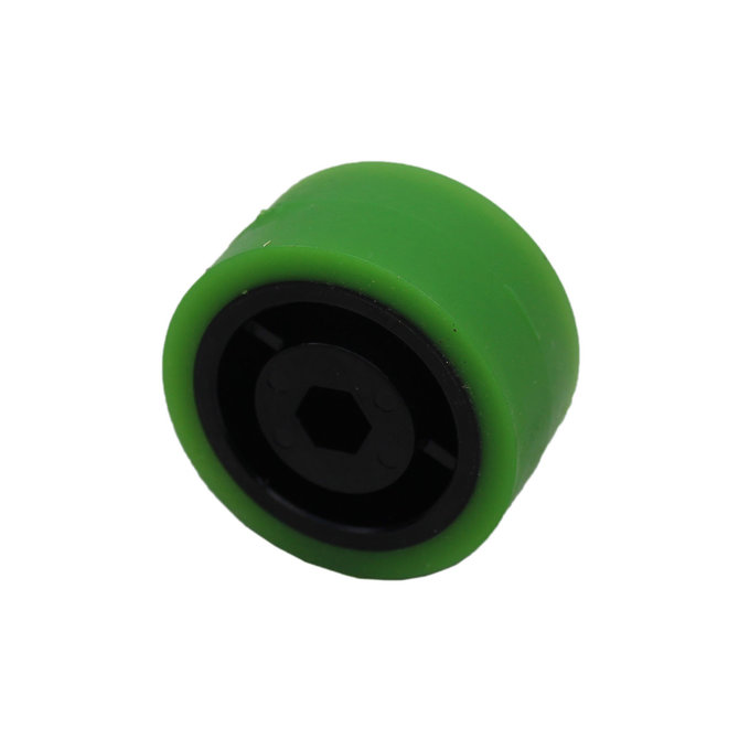 2 in. Stealth Wheel, 3/8 in. Hex Bore, 35A Durometer
