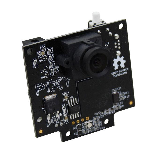 Pixy, CMUcam5 Smart Vision Sensor Camera