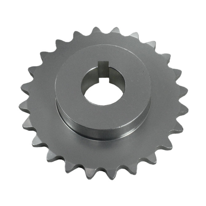 #25 24 Tooth 0.5 in. Keyed Sprocket