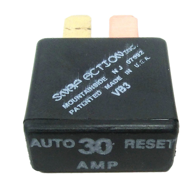 30 Amp Snap Action Breaker