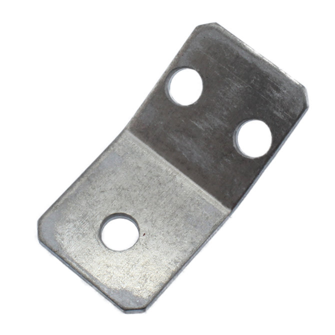 Aluminum 2in. Bracket, Foot Cap