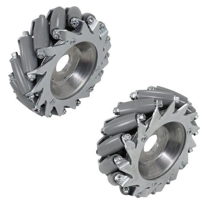 6 in. SR Mecanum Wheels