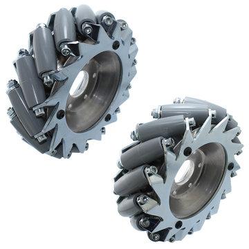 6 in. SR Mecanum Wheels EN