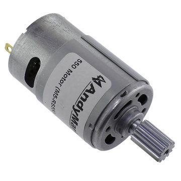 BaneBots 550 Motor with 12t