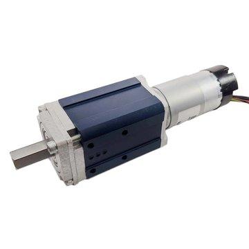 12 Volt DC 192:1 0.5 inch Hex Output Geared Geared Motor
