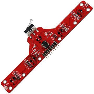 Five Channel Line Tracking Sensor