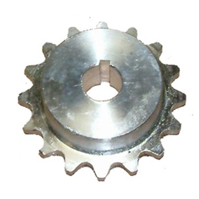 S25-16HA-313K Aluminum Sprocket