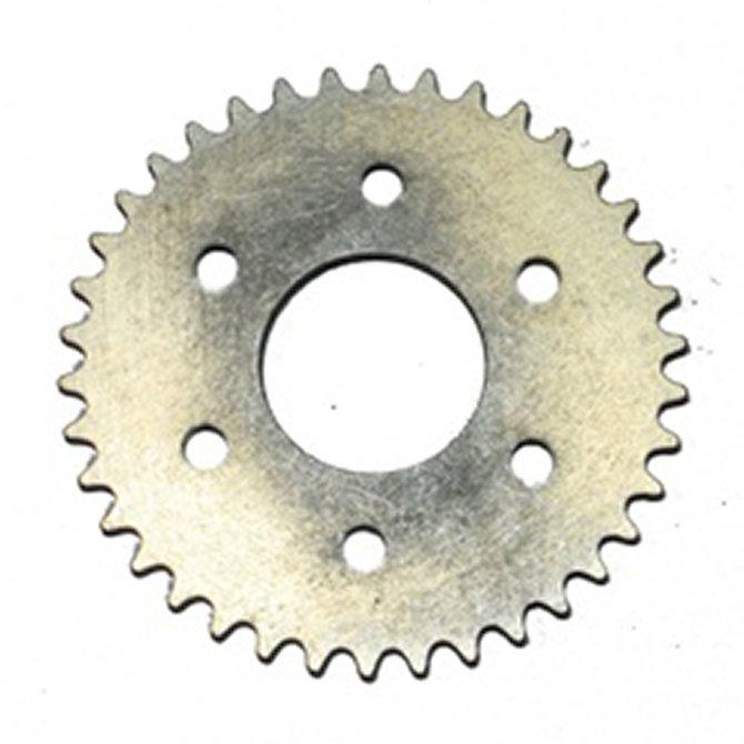 S25-38L Aluminum Sprocket