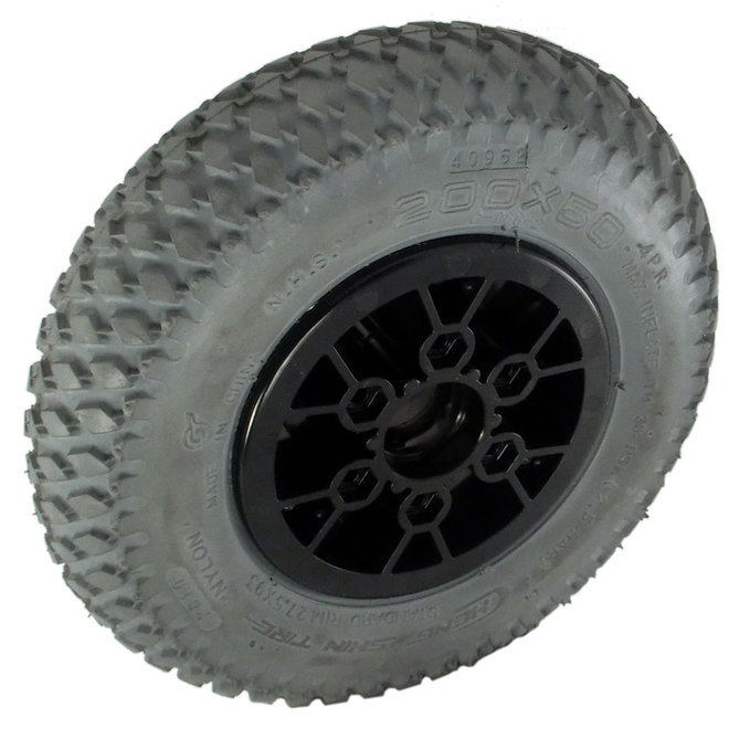 8 in. Pneumatic Wheel