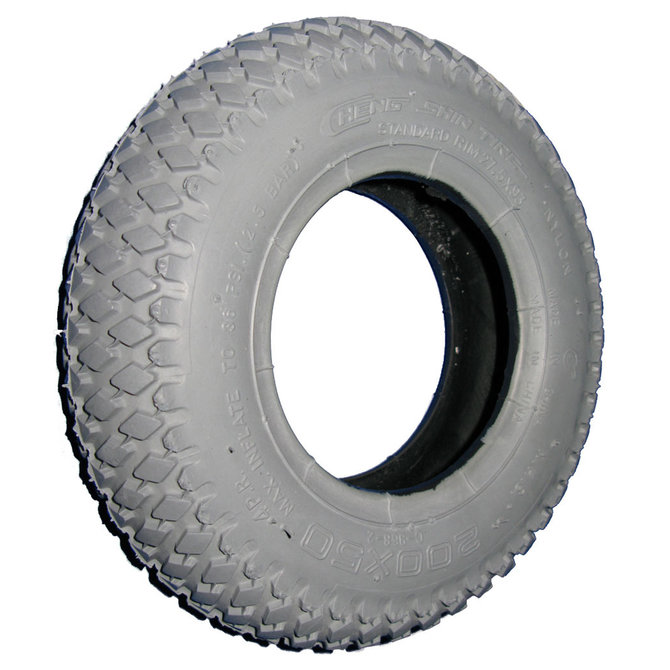 Tire for 8 in. Pneumatic Wheel