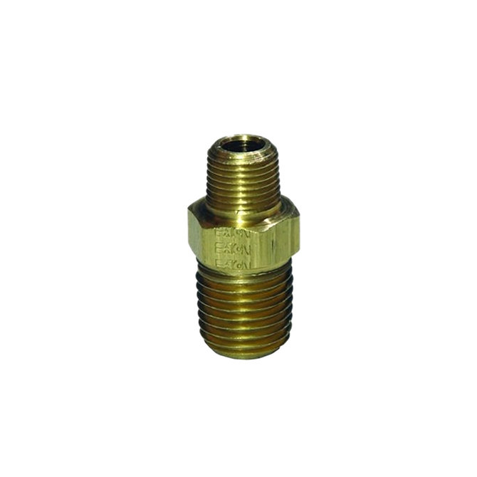 Hex Nipple, 1/4 in.-1/8 in. NPT