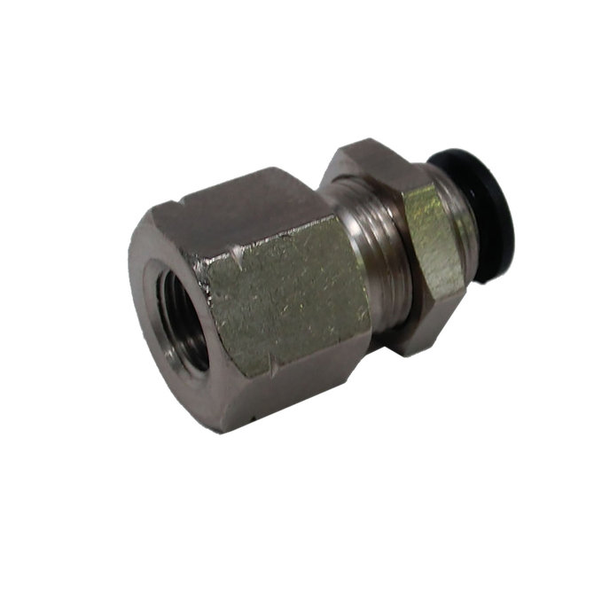Female Fitting, 1/8 in. NPT, 1/4 in. tube