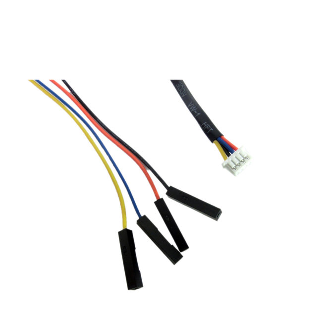 Encoder cable, 36 in. long, with single pin connectors